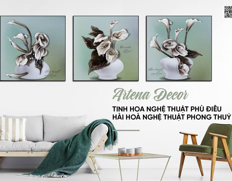 Artena decor – Điểm đến mua tranh treo tường uy tín cho khách hàng